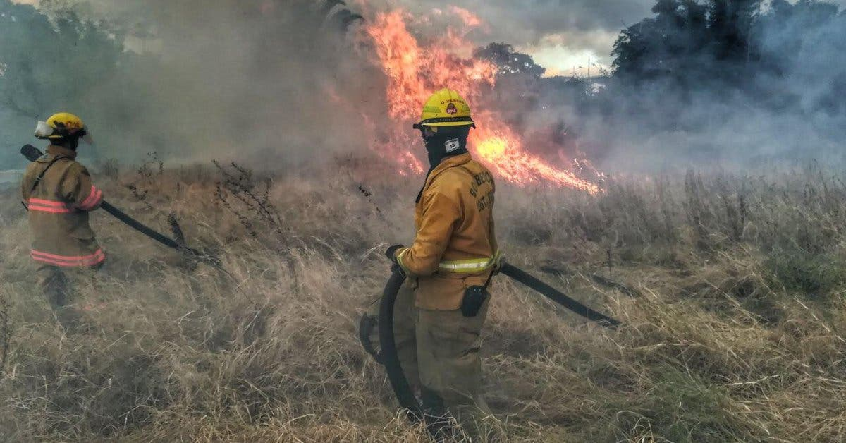 Costa Rica invirtió en 15 vehículos para atender incendios forestales
