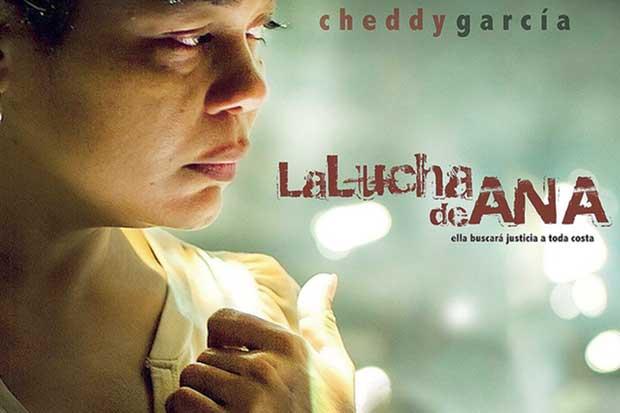 "Filme dominicano ""La lucha de Ana"" se proyectará gratis hoy"