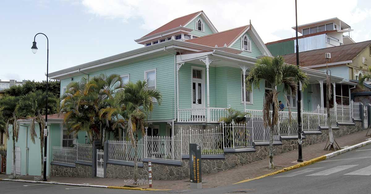 """Valor histórico de la """"Casa Verde"""" es reconocido"""