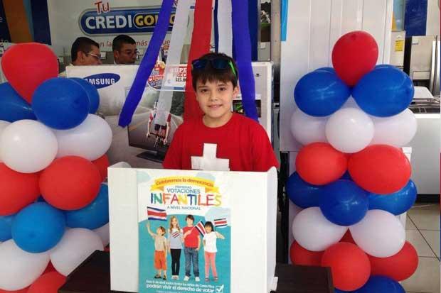 Gollo donará exámenes de la vista si candidatos acuden a sus elecciones infantiles