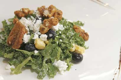 Aprenda a preparar creativos platillos vegetarianos