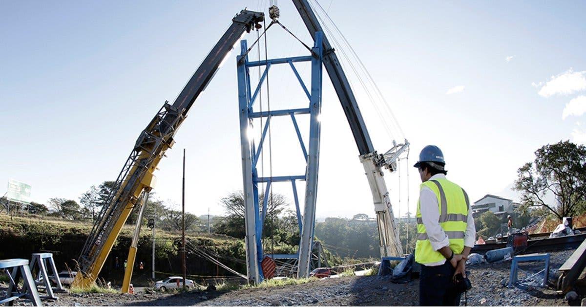 Atención: no se cerrará el paso sobre el puente del  río Virilla en Santa Ana