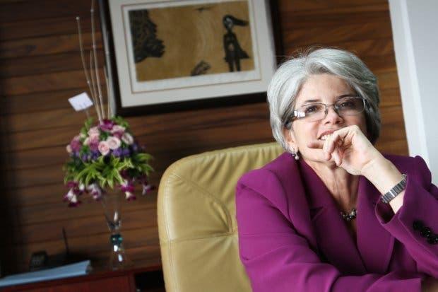 Rocío Aguilar es la nueva superintendente de Sugef