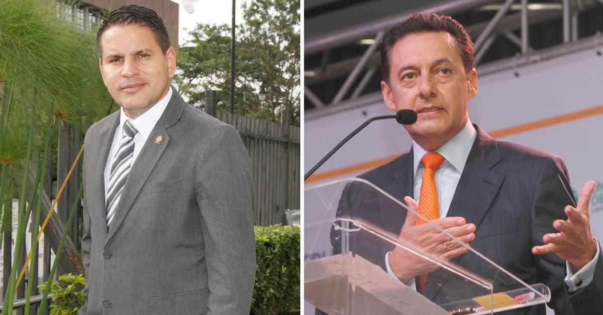 Fabricio Alvarado y Álvarez se disputan el primer lugar en encuesta de CIEP