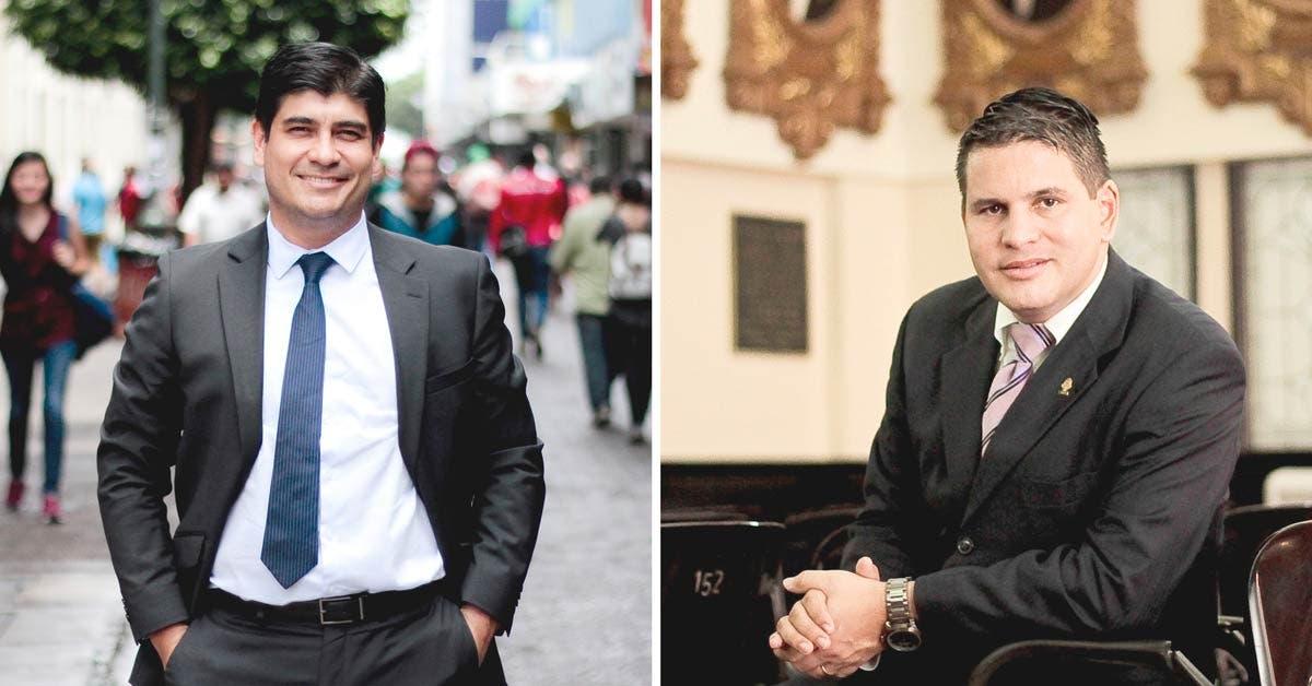 Fabricio Alvarado y Carlos Alvarado los más buscados en Google durante el debate de Canal 7