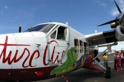 Nature Air espera notificación del Consejo Técnico de Aviación Civil para retomar operaciones