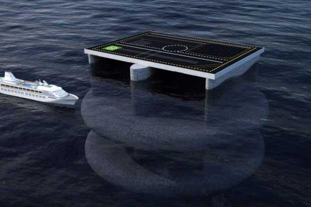 Tico colaborará en proyecto holandés para obtener energía de oceanos