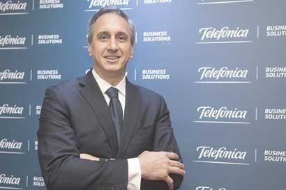 Telefónica realizará evento gratuito de tecnología empresarial