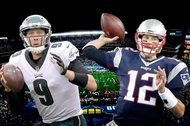 Eagles van por la revancha contra los Pats en el Super Bowl