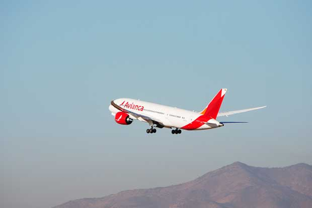 Avianca inaugurará ruta a  Mendoza, Argentina