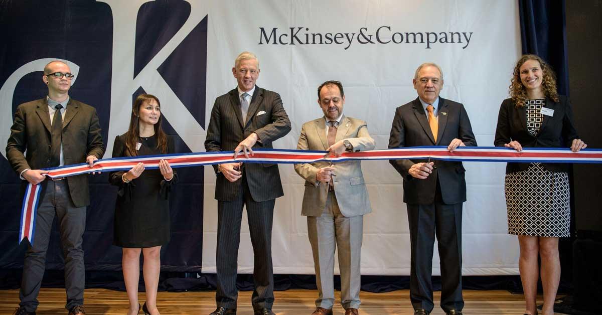 McKinsey & Company requiere contratar personal tras inaugurar instalaciones