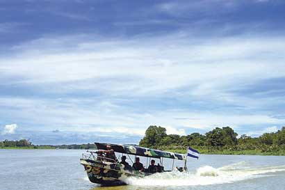 Nicaragua violentó soberanía de Costa Rica, dice Corte Internacional