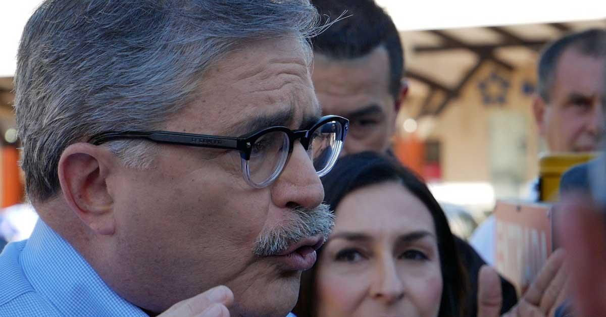 """Juan Diego Castro: """"Hoy no es un referéndum, es una elección presidencial"""""""