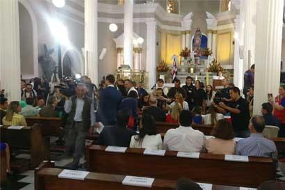 Iglesia asegura no haber dado adhesión a ningún partido político