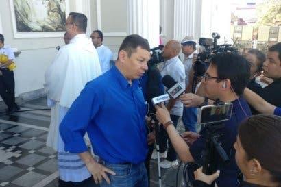 Óscar López confía en tener representantes del PASE en la Asamblea