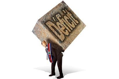 Reto del próximo gobierno: que el país no entre en default