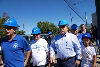 José Miguel Corrales sería el Ministro de la Presidencia de Juan Diego Castro