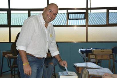 Edgardo Araya: Tengo la certeza de que el Frente Amplio al final del día va a ser protagonista