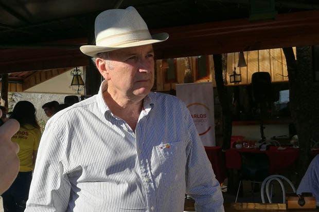 "Ottón Solís: ""Veo muy difícil ganar en primera ronda"""