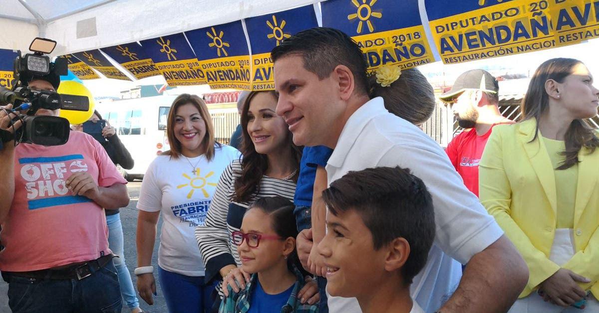 """Fabricio Alvarado: """"Nuestro mensaje de defender la familia ha servido"""""""
