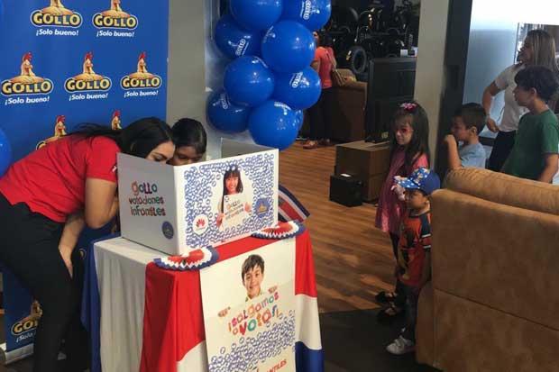 Fabricio Alvarado lideró elecciones infantiles de Gollo