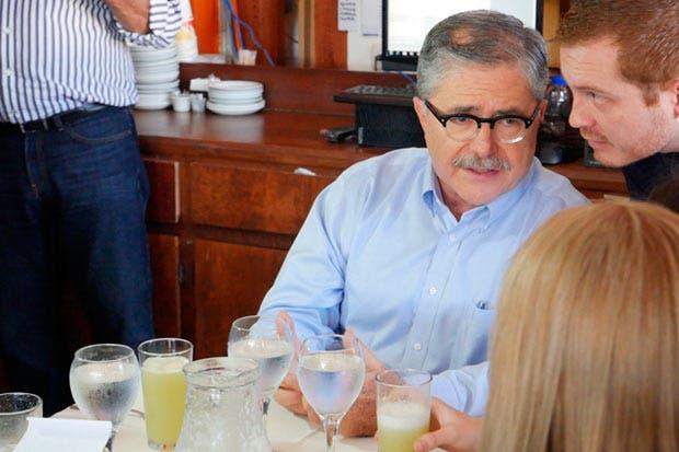 Juan Diego Castro admitió la derrota tras cuarto corte del TSE