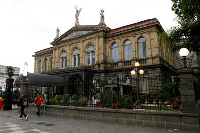 Teatro Nacional será reconocido como patrimonio histórico arquitectónico