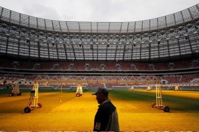Estadio que albergará inauguración del Mundial recibió certificado ecológico