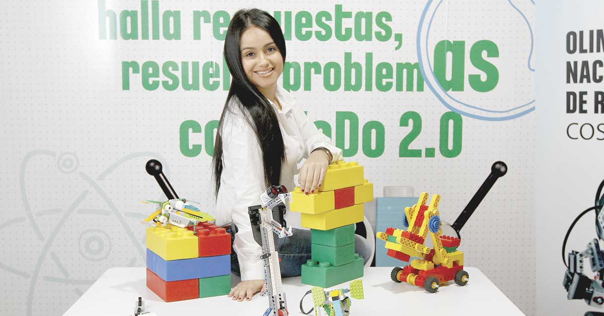 Educación con legos acercaría mujeres a ingenierías