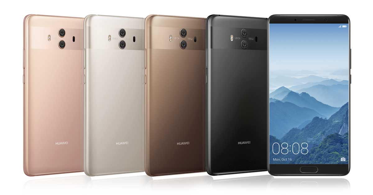 kölbi lanzó financiamiento para adquirir Mate10 Pro