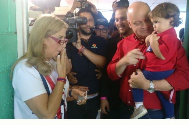 Rodolfo Piza dirá la otra semana a quién apoyará en la segunda ronda
