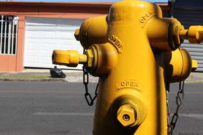 Heredia contará con 100 hidrantes más