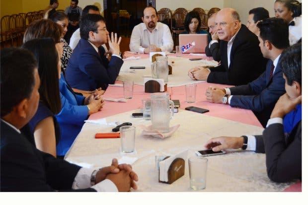Rodolfo Piza quiere hacer valer agenda del PUSC