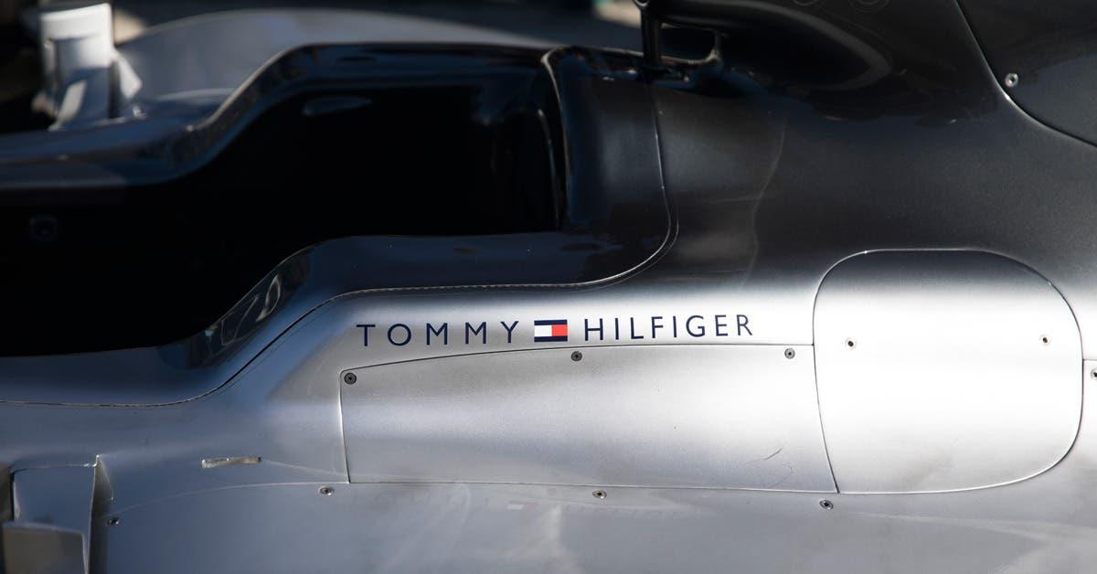 Fórmula Uno se viste de Tommy Hilfiger