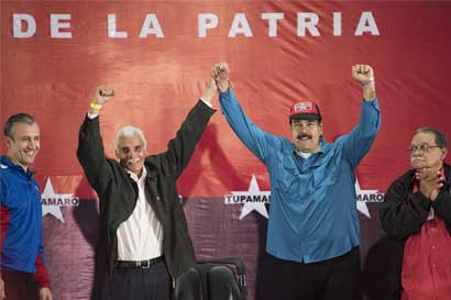 Venezuela convoca a elecciones el próximo 22 de abril