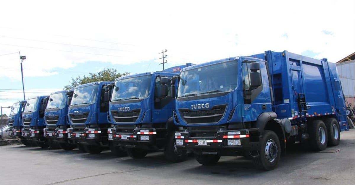 Municipalidad de San José invirtió más de ¢686 millones en unidades de recolección de residuos