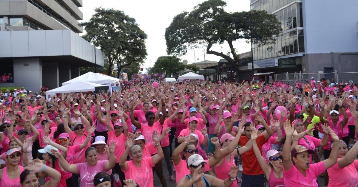 Avon realizará carrera contra el cáncer de mama