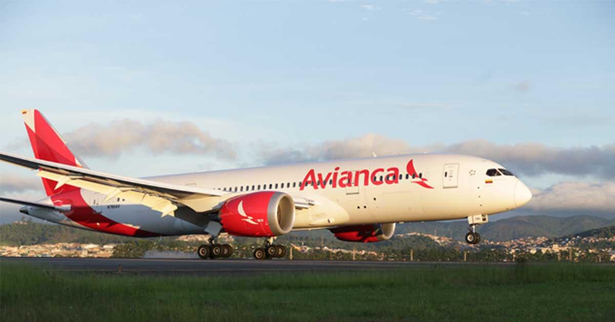 Avianca celebrará San Valentín con tarifas especiales a diez destinos