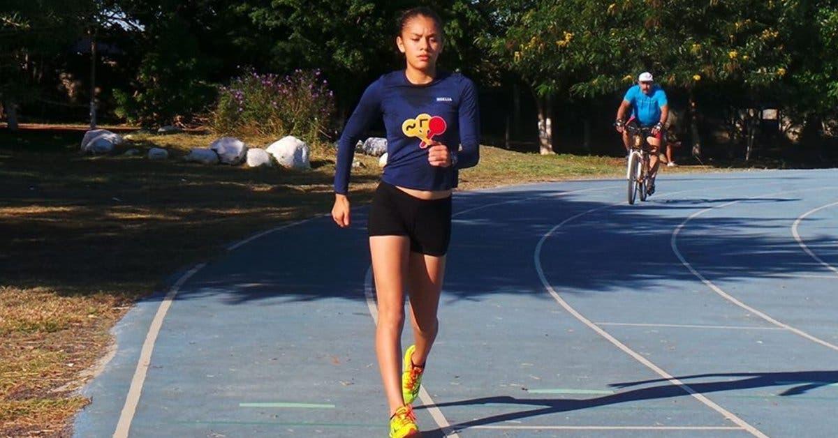 Tica Noelia Vargas buscará coronarse campeona del mundial de atletismo