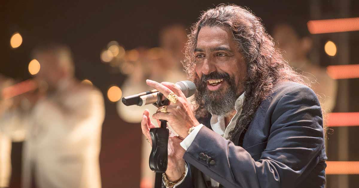Diego El Cigala anuncia segundo concierto en Costa Rica