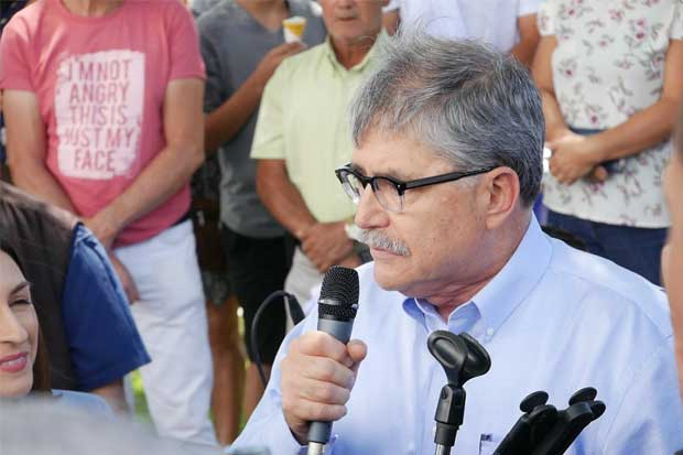 """Juan Diego Castro: """"No votaré por el PAC"""""""