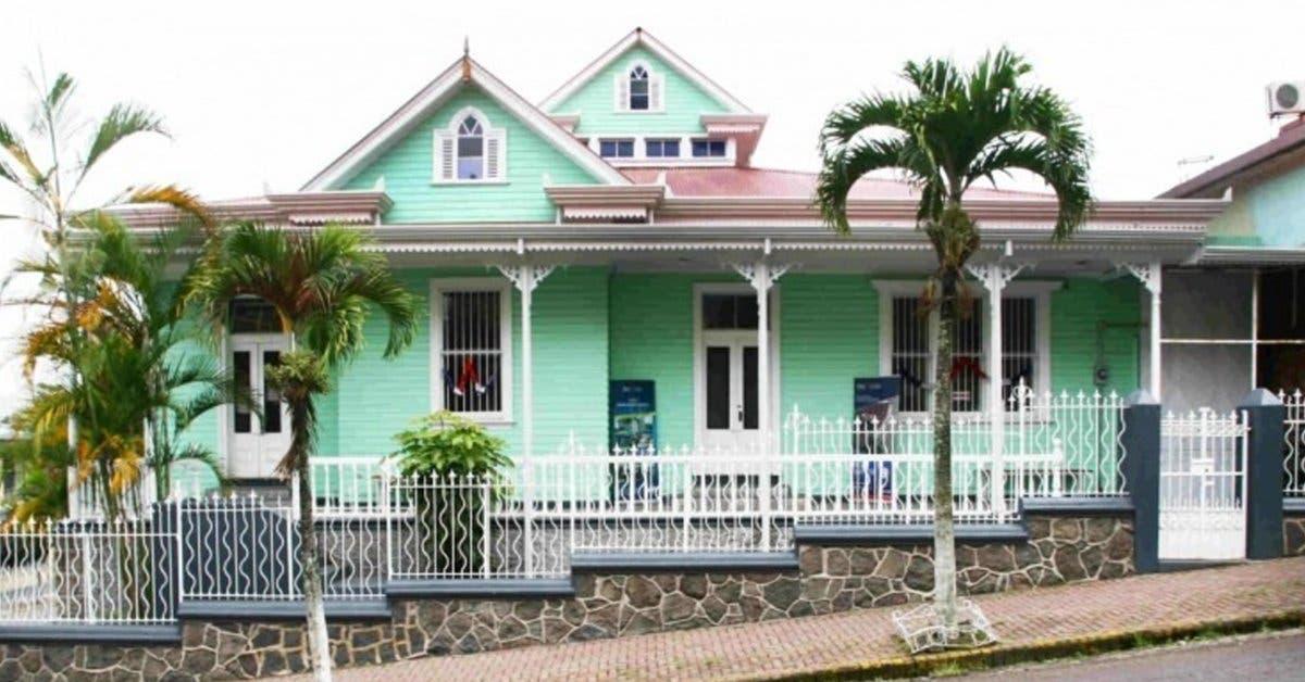 """Casa Verde"" en Barrio Amón fue nombrada patrimonio histórico arquitectónico"