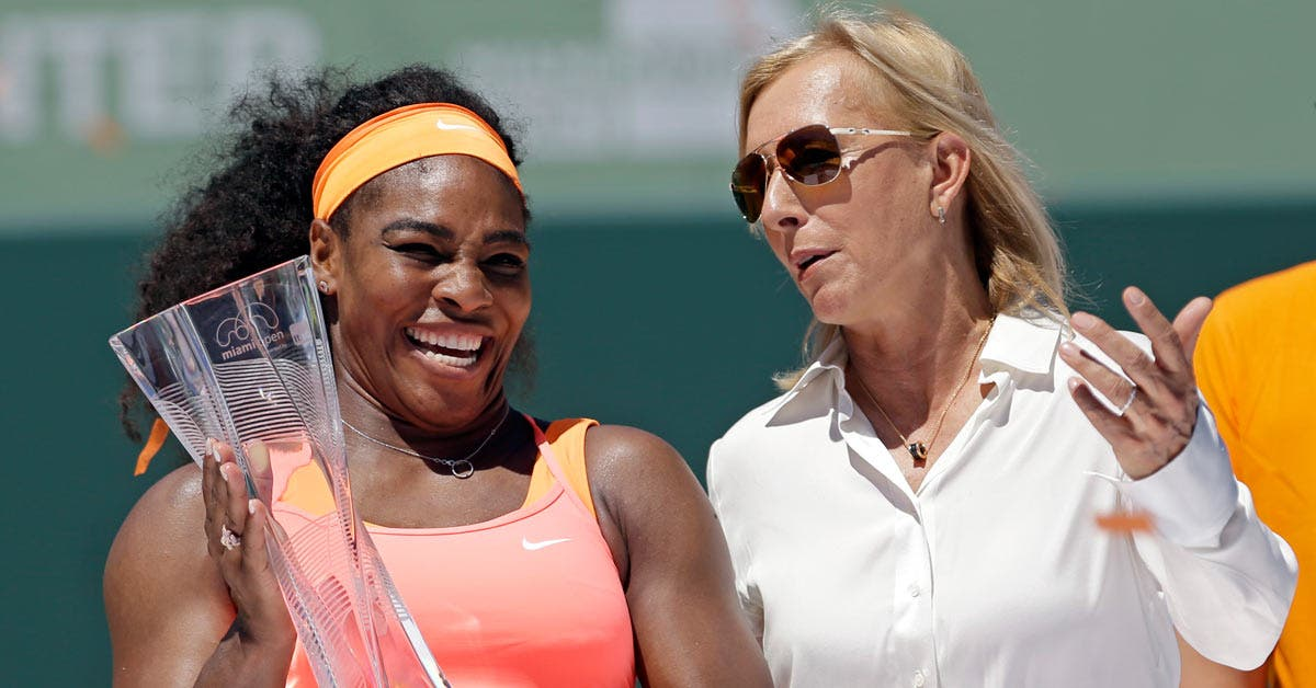 ¡Serena es insaciable!