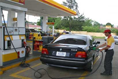 Recope solicita aumento de ¢24 en gasolina súper y de ¢9 en diésel para marzo