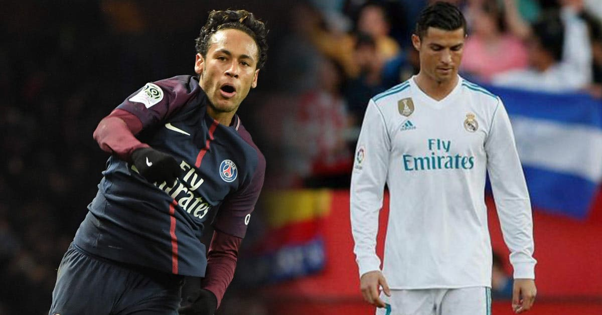Tridente del PSG suma más goles que todo el Real Madrid