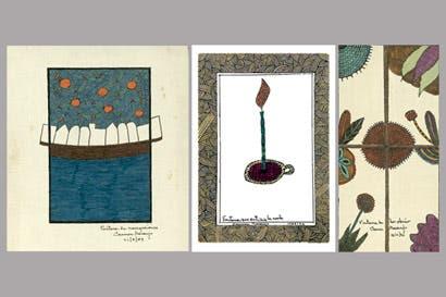 Obras de Carmen Naranjo protagonizan exposición
