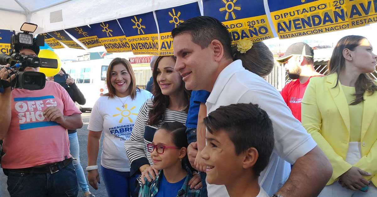Fabricio Alvarado se reunió con Piza pero no le pidió adhesión