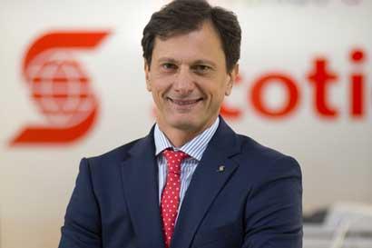 Scotiabank anuncia nuevo gerente para Costa Rica