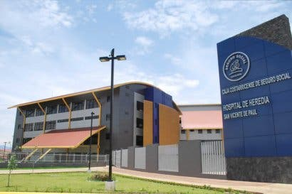 Hospital de Heredia emplea tecnología 3D en salas de operación