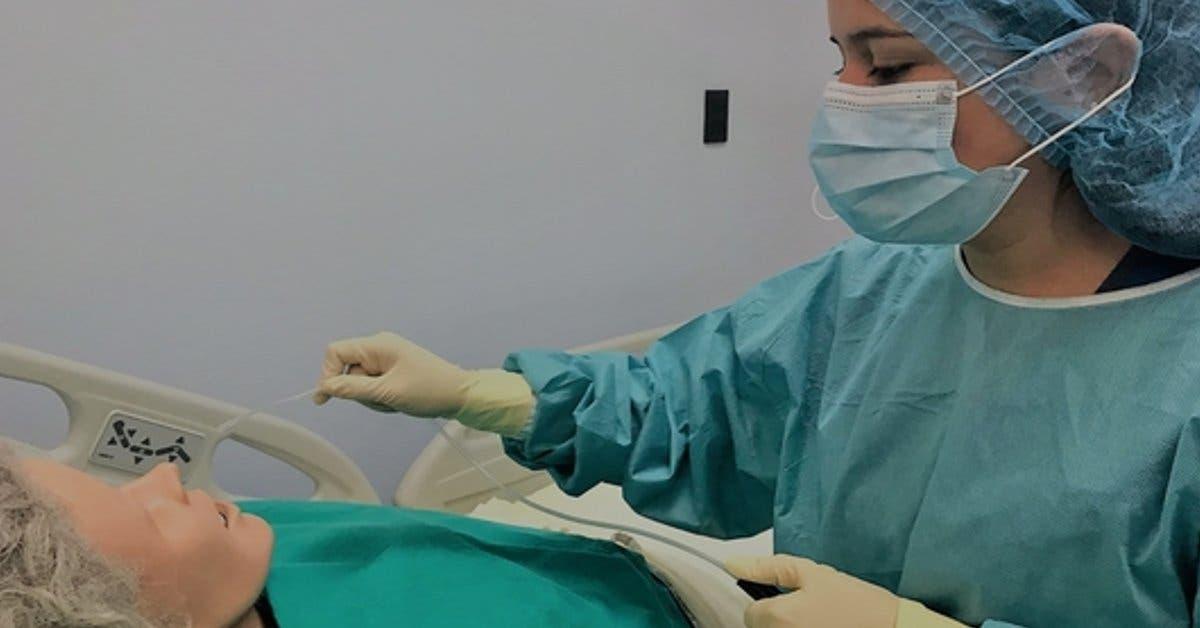 Enfermeros de Uruguay acudieron al país para capacitarse en la UCR